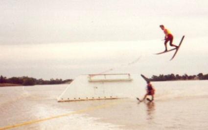 Fear…Waterski Jumping Front Flips And Business Growth